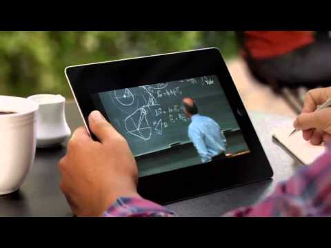 Apple iPad 2 Commercial - Now